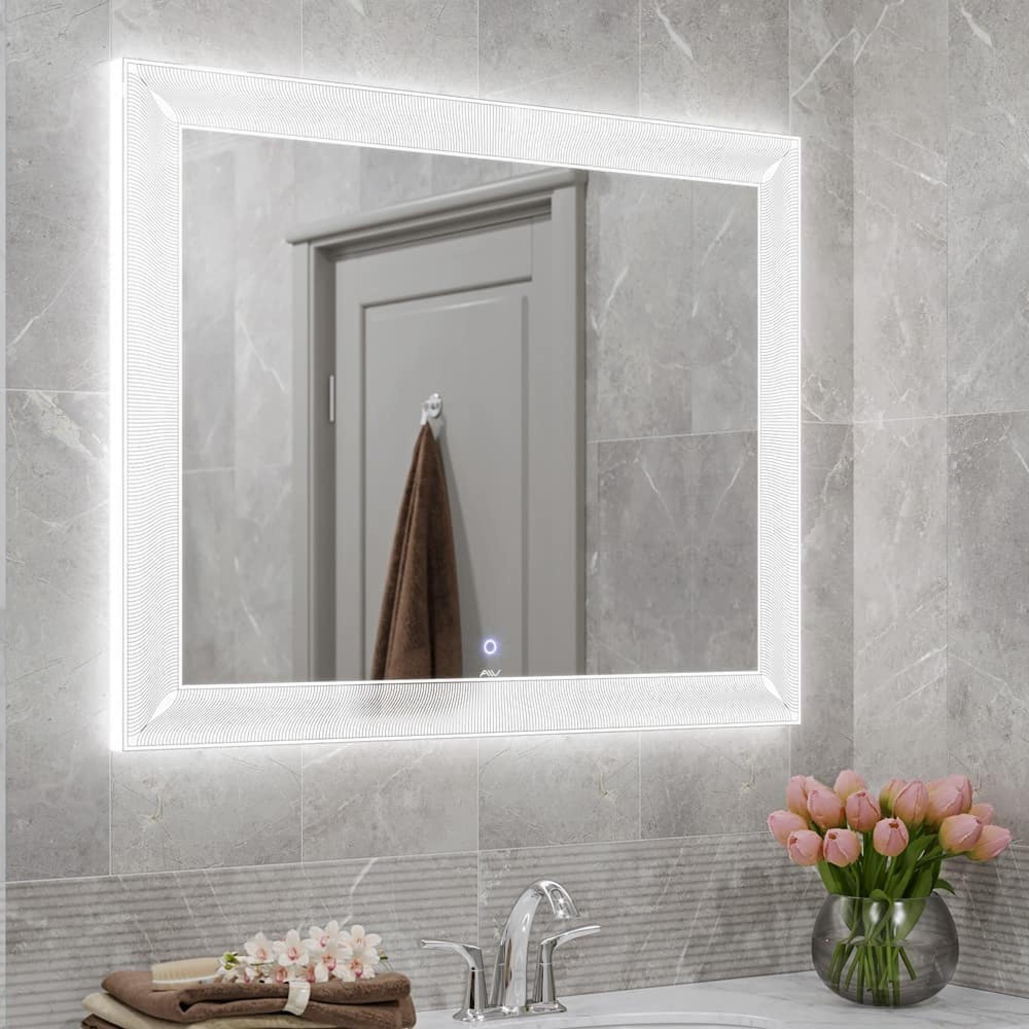 Зеркало с подсветкой Classic 80