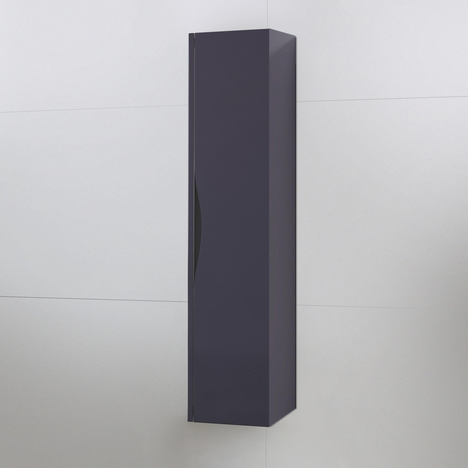 Шкаф-пенал Teneri 35 антрацит