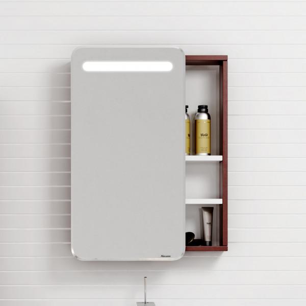 Зеркало-шкаф Deca 60 V венге
