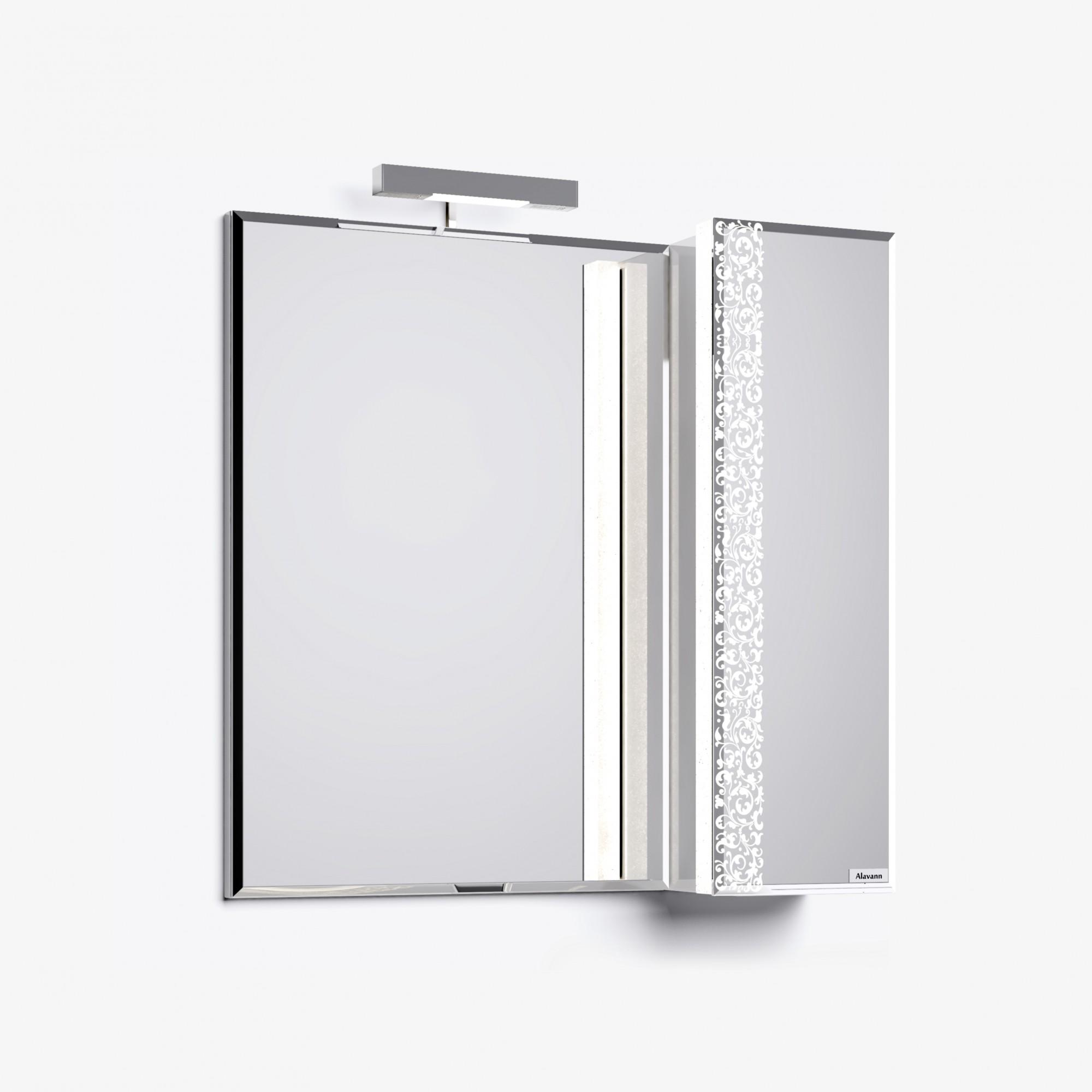 Зеркало-шкаф Delveto 70 +7 306 руб.