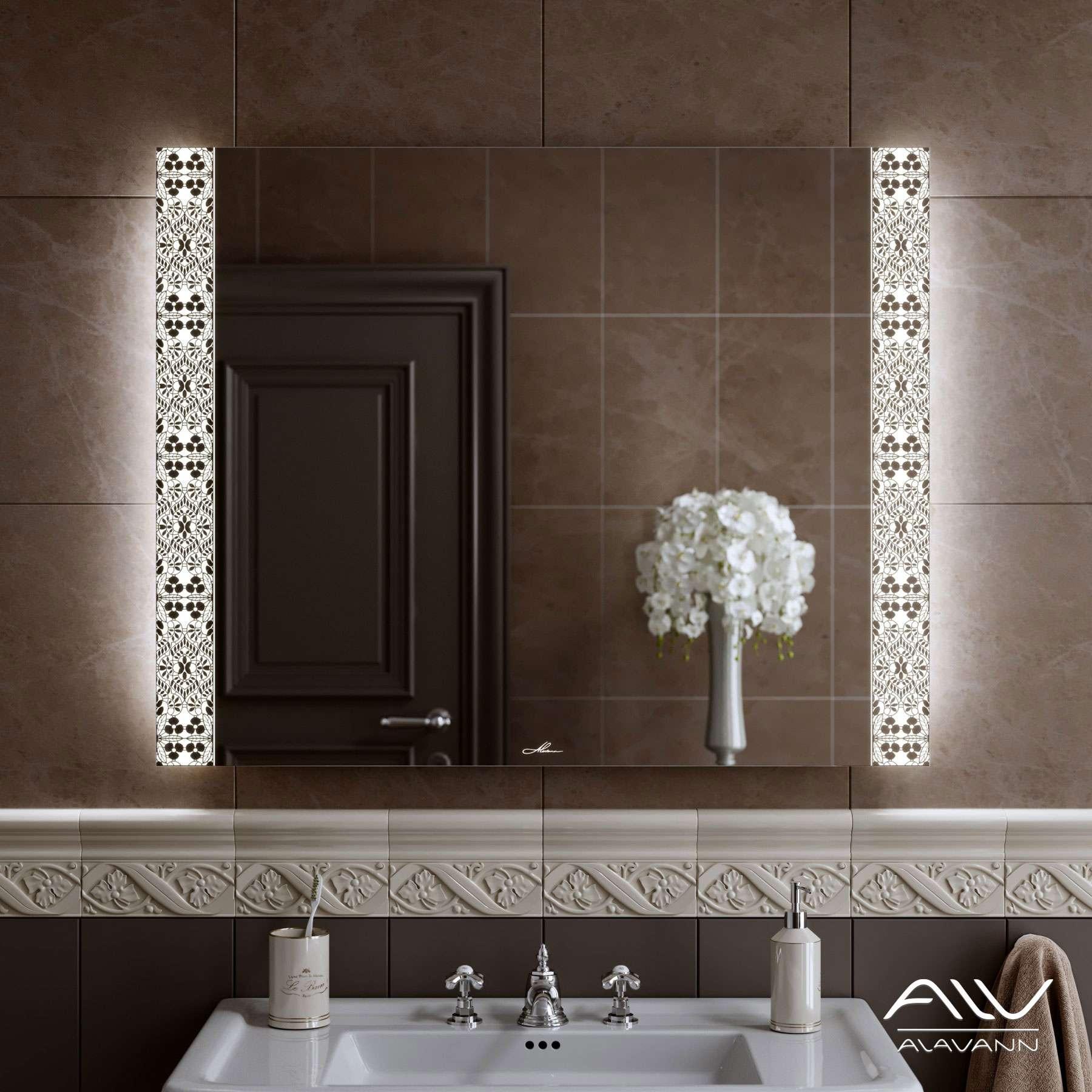 купить зеркало в ванную комнату недорого