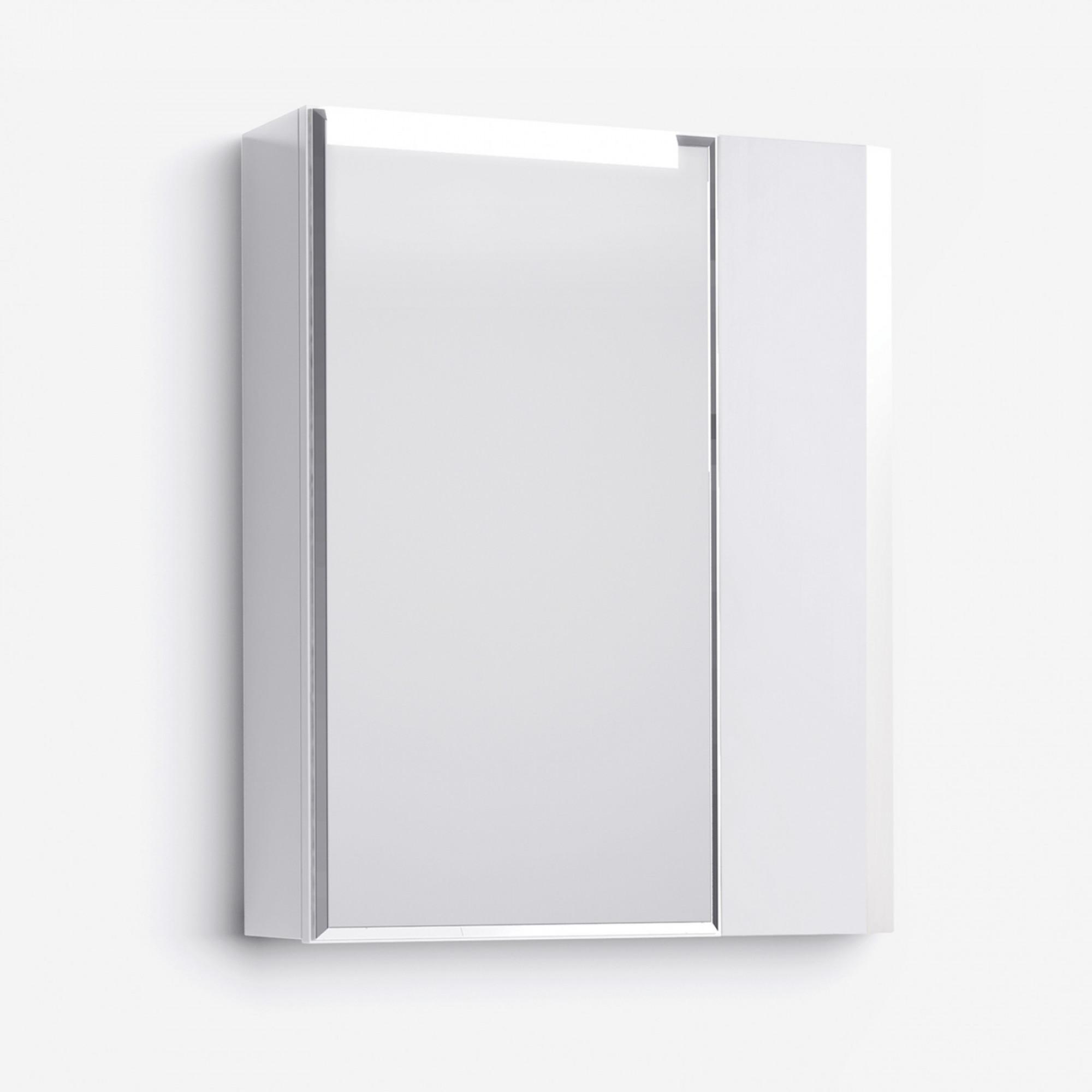 Шкаф зеркальный Latte 60 белый +7 700 руб.