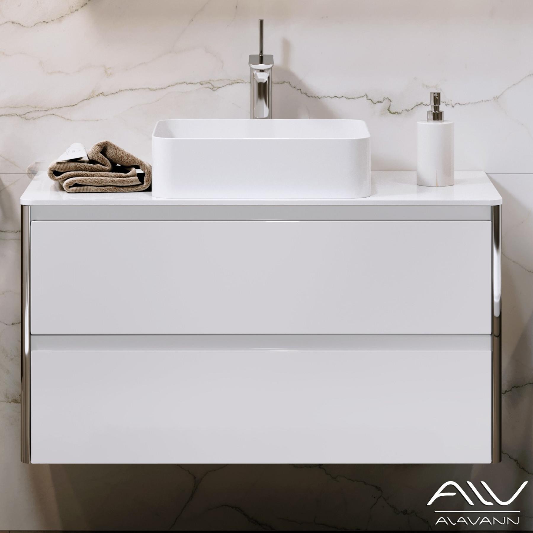 Комплект мебели Laurel 100 белый