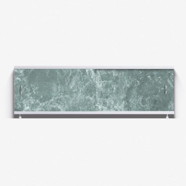 Экран под ванну Классик 170 темно-зеленый мрамор