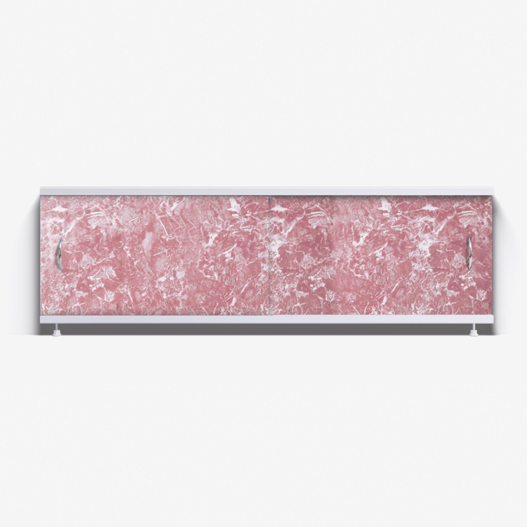 Экран под ванну Классик 170 темно-коричневый мрамор