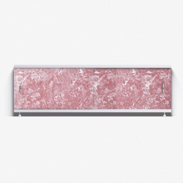 Экран под ванну Классик 150 темно-коричневый мрамор