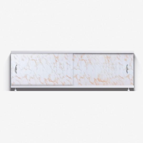 Экран под ванну Классик 150 коричневый камень
