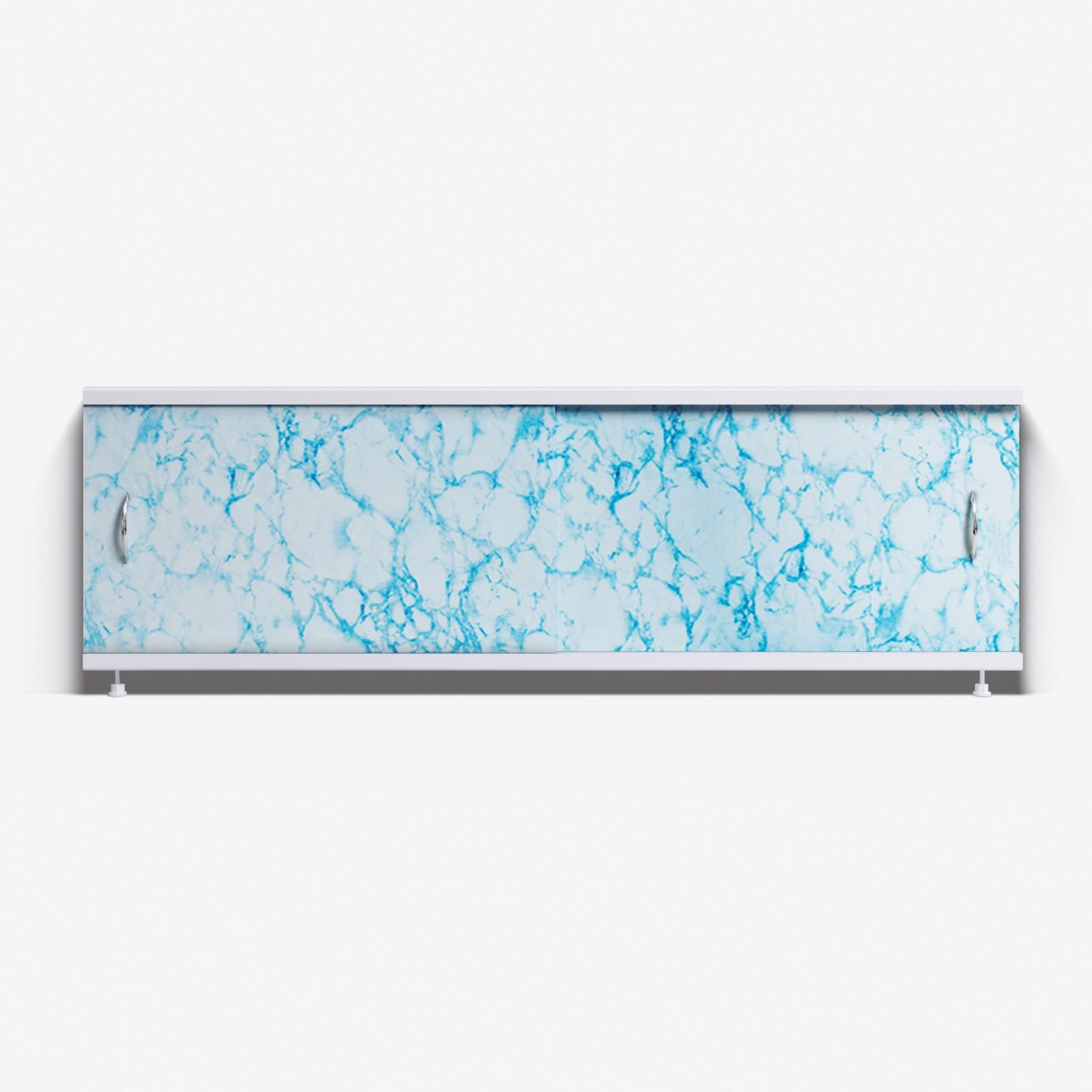 Экран под ванну Классик 170 небо