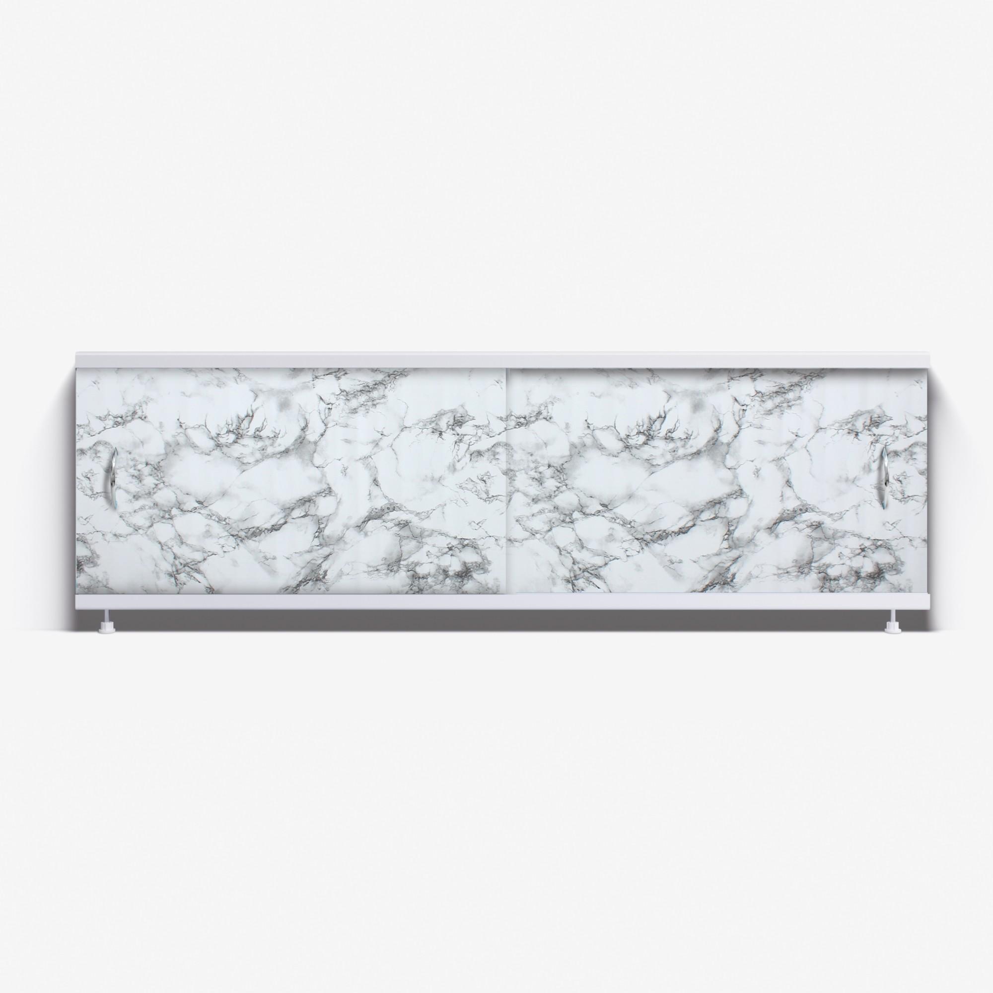 Экран под ванну  Классик 150 насыщенный серый
