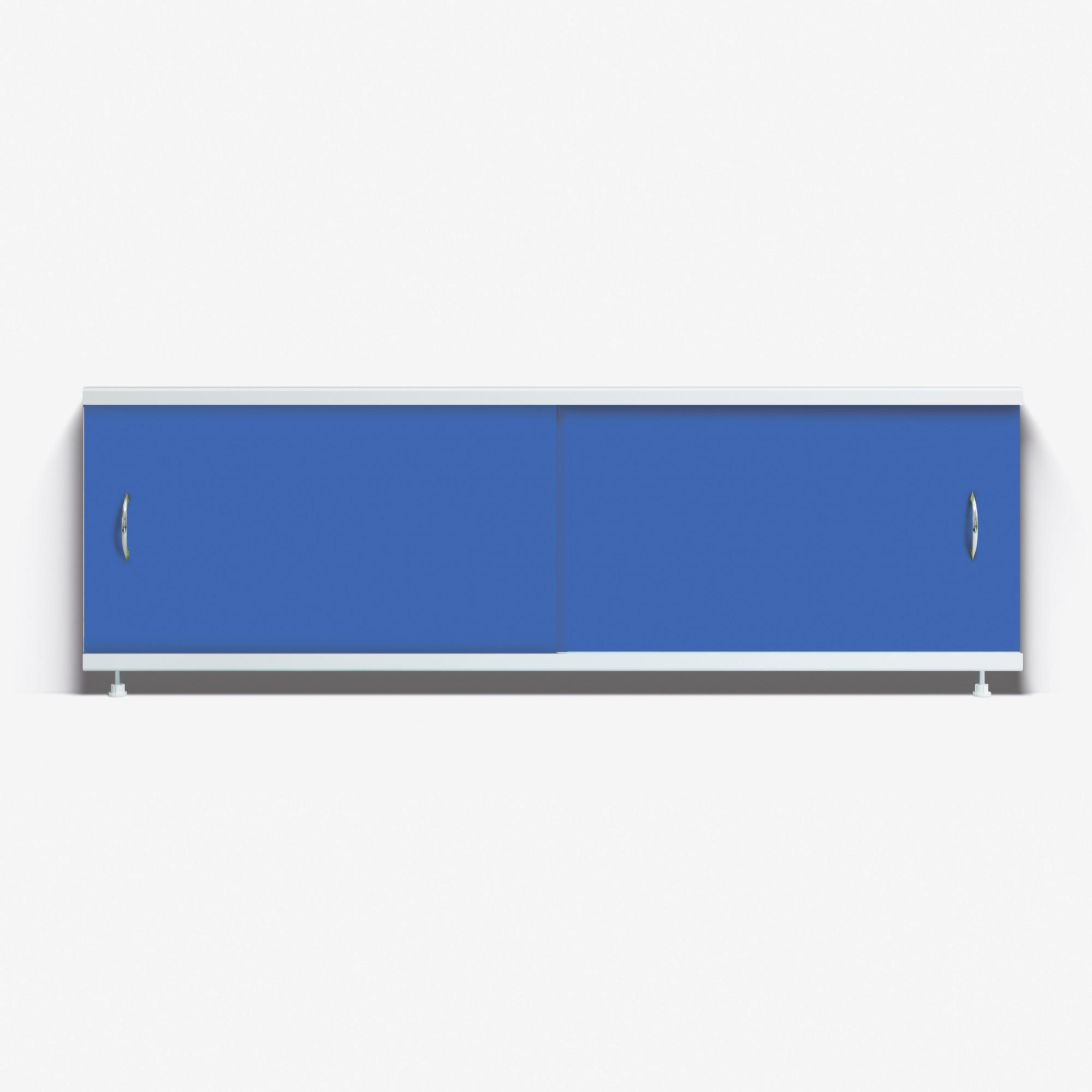Экран под ванну Классик 150 синий