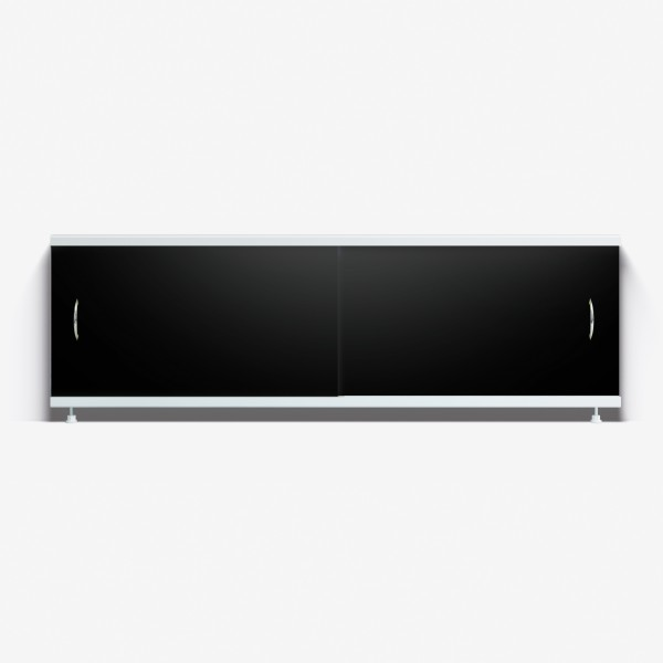 Экран под ванну Классик 150 черный