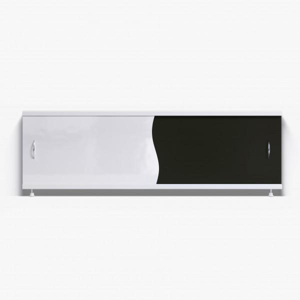 Экран под ванну Комби 170 черный