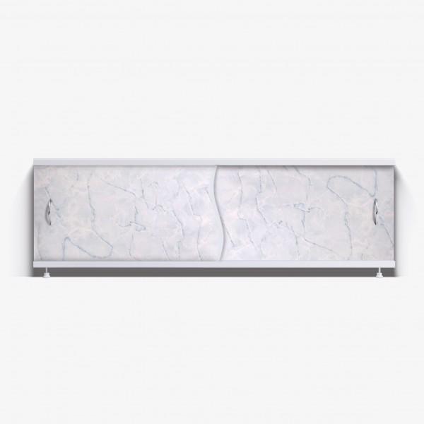 Экран под ванну Премьер 170 серый мрамор