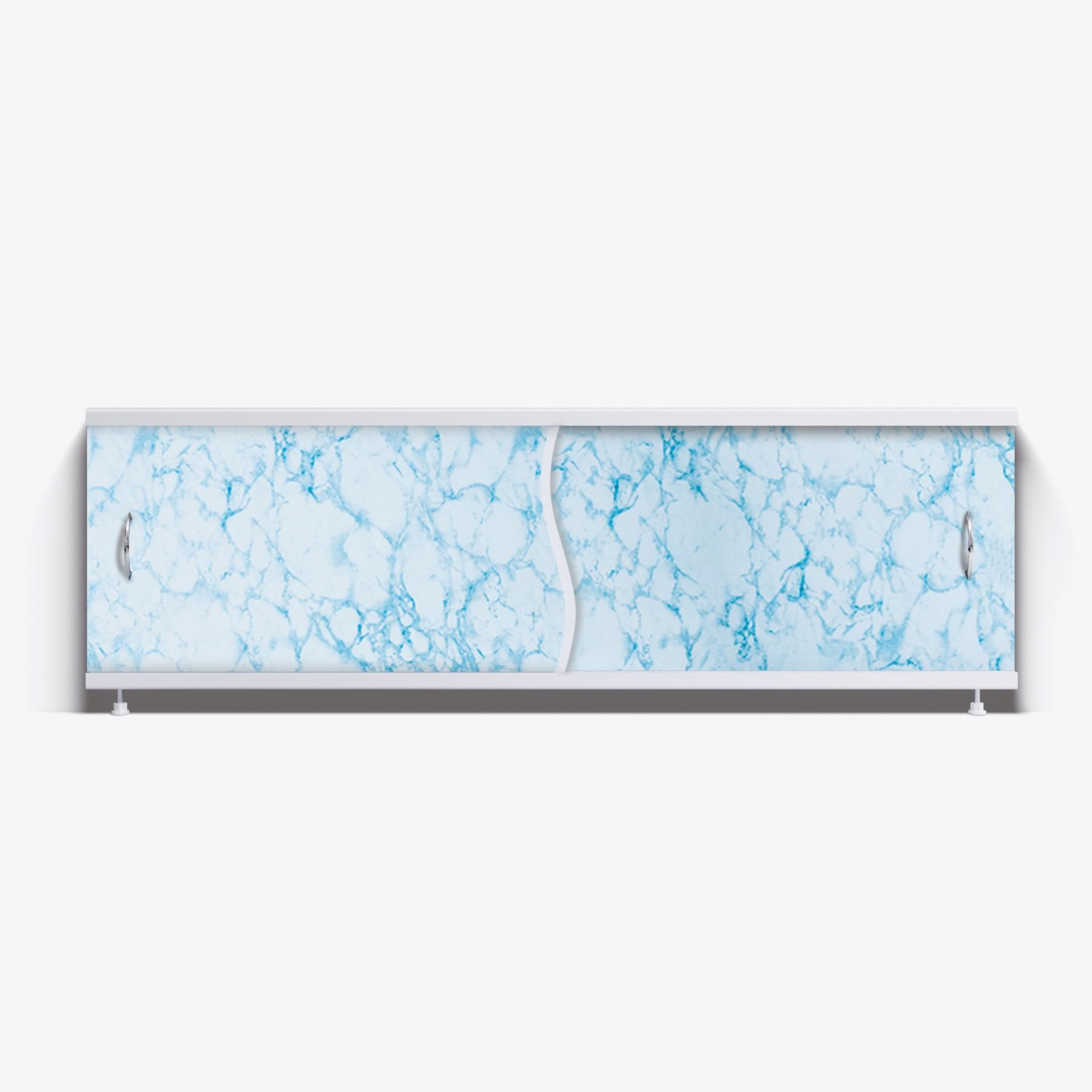 Экран под ванну Премьер 170 небо