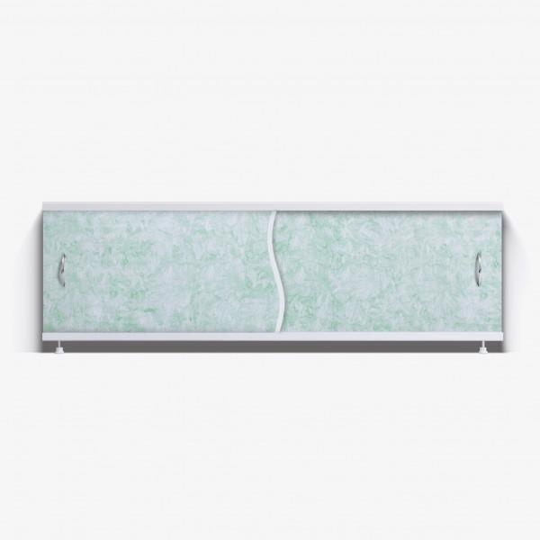 Экран под ванну Премьер 150 зеленый мороз