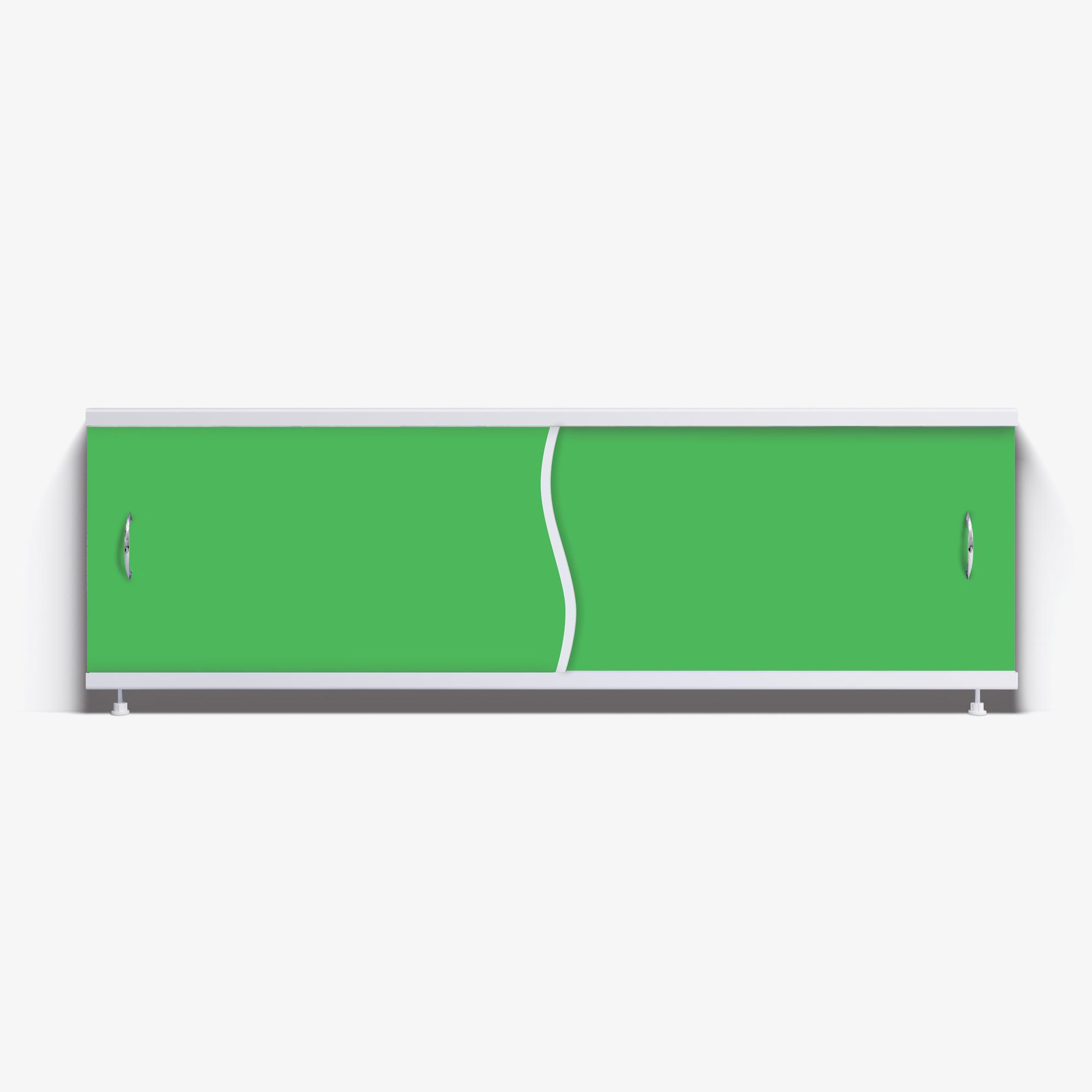 Экран под ванну Премьер 170 салатовый