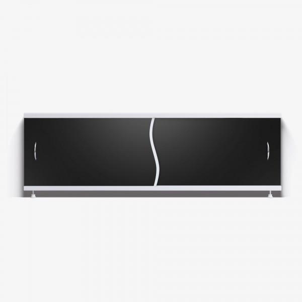 Экран под ванну Премьер 170 черный