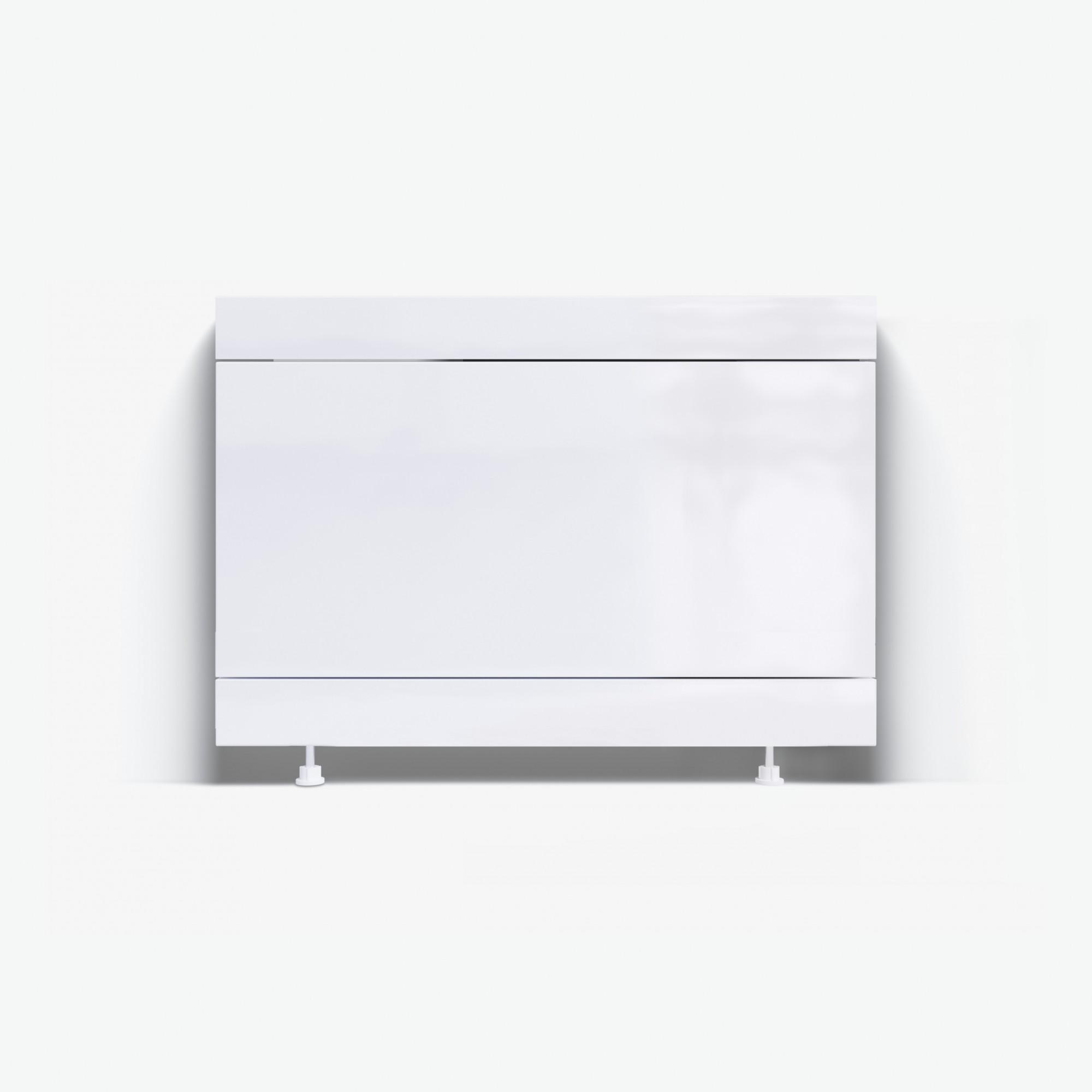 Экран под ванну торцевой 75 см Still, цвет белый