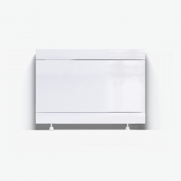 Экран под ванну Still торцевой 75 см белый