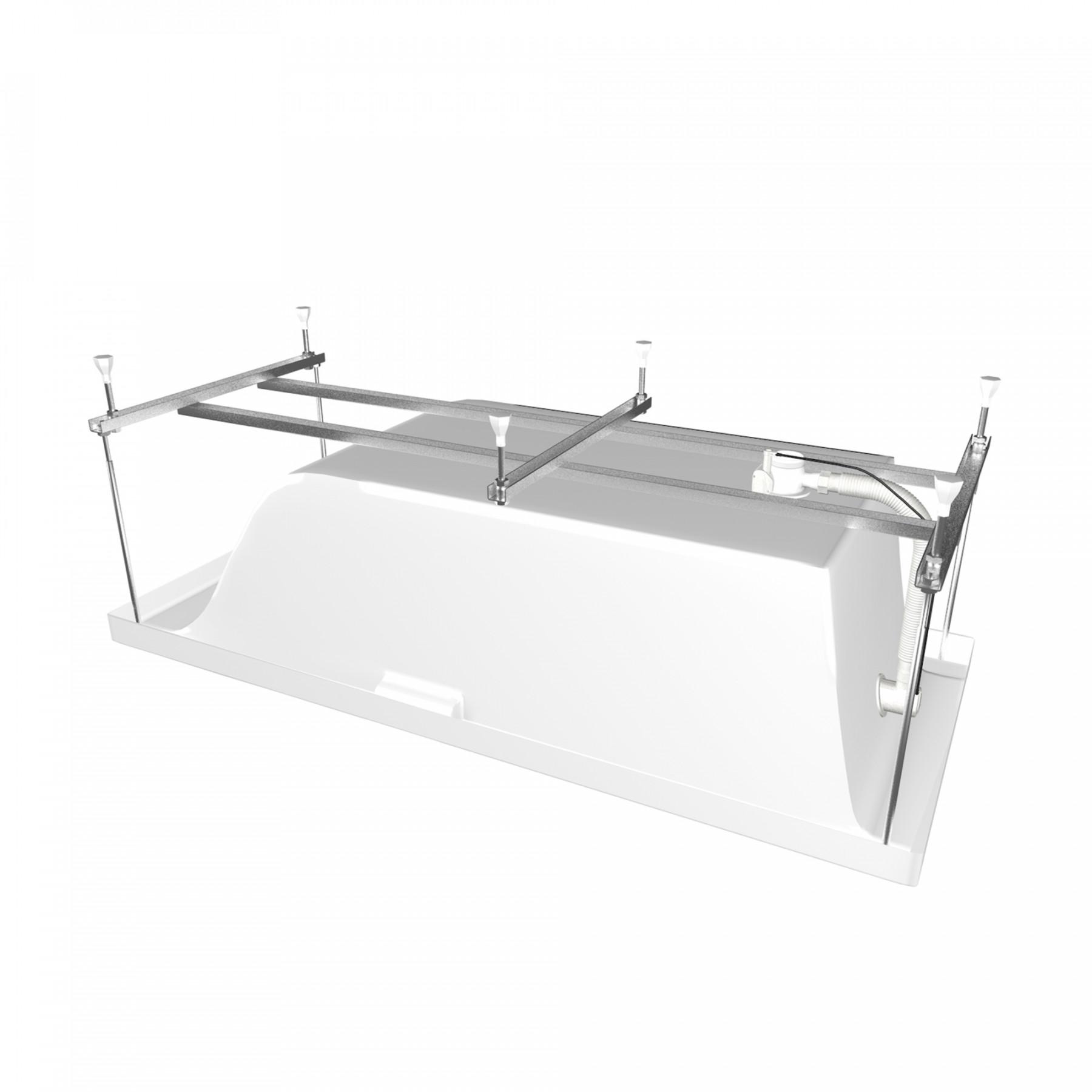 Акриловая ванна Тритон Александрия 150x75