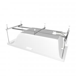 Акриловая ванна Тритон Александрия 170x75