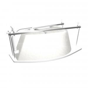 Акриловая ванна Тритон Белла 140x75 левая