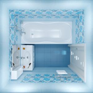 Акриловая ванна Triton Эмма 170x70