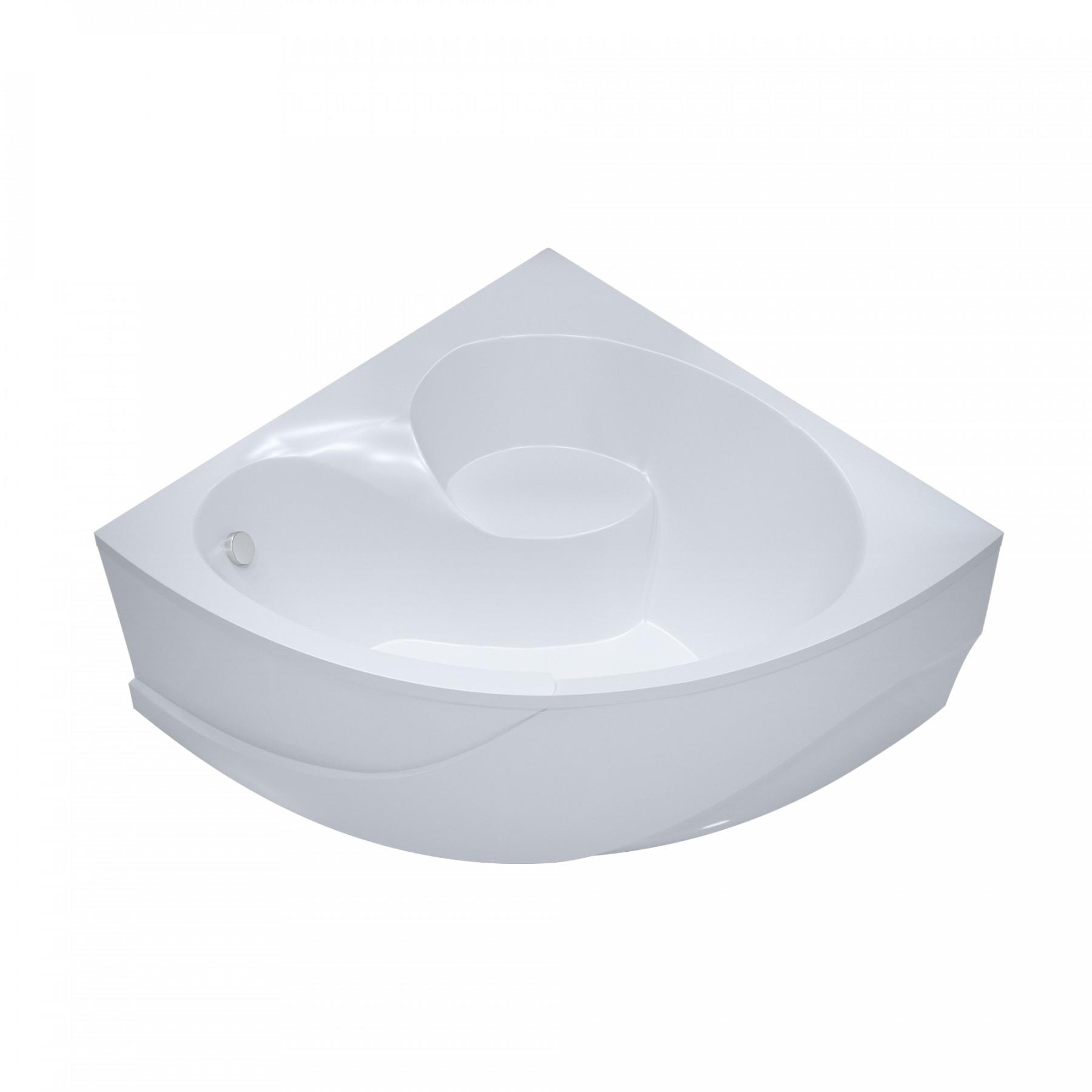 Акриловая ванна Triton Эрика 140x140
