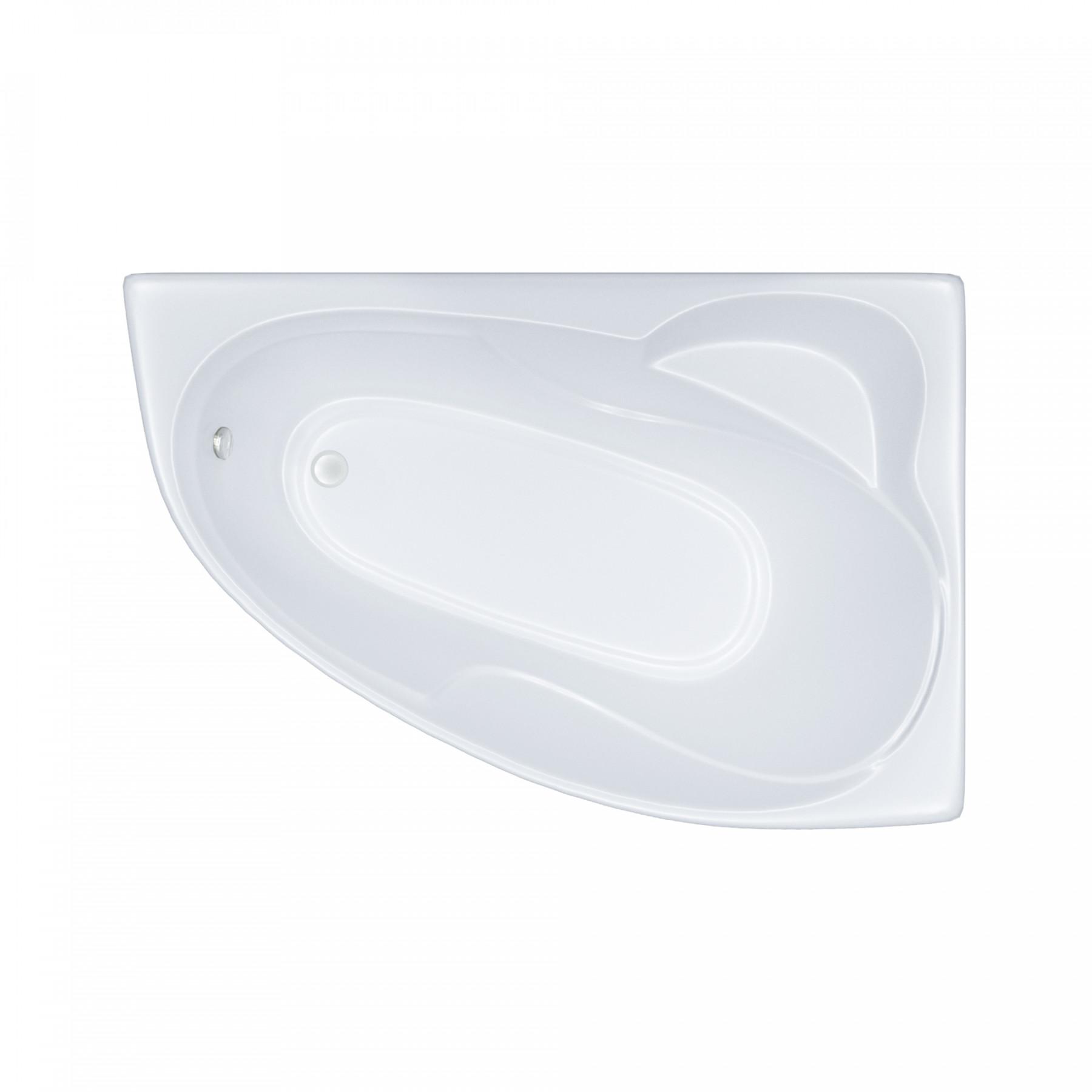 Акриловая ванна Triton Кайли 150x100 левая