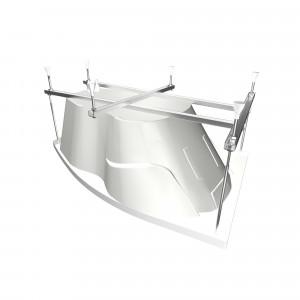 Акриловая ванна Triton Лайма 160x95 правая