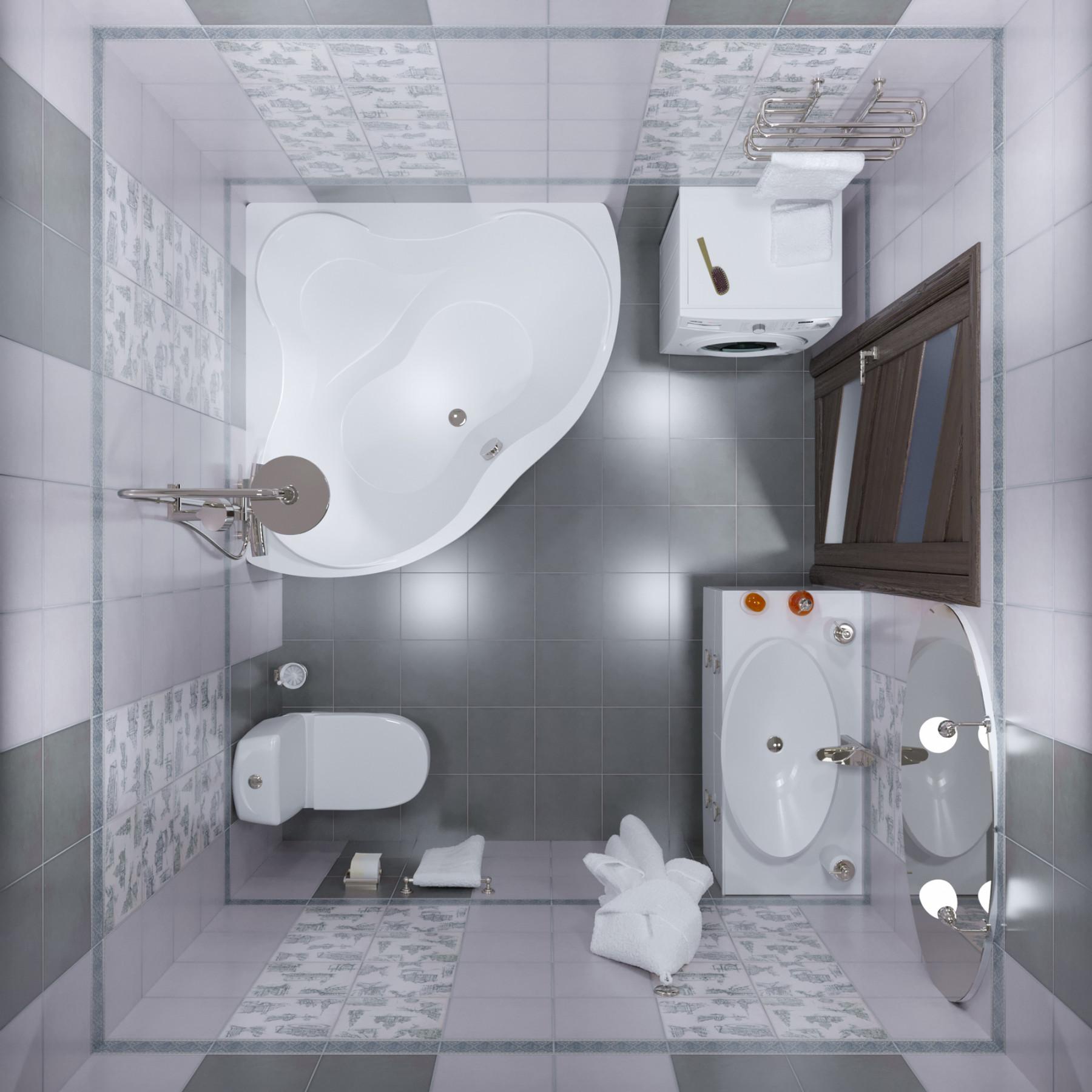 Акриловая ванна Triton Медея 142x142