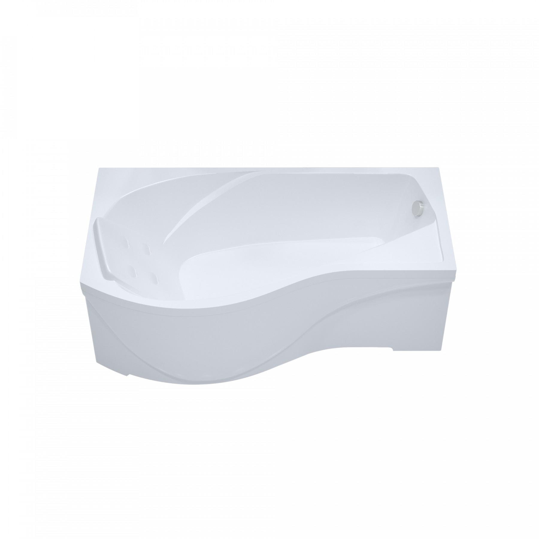 Акриловая ванна Triton Мишель 180x96 правая