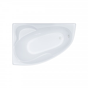 Акриловая ванна Triton Николь 160x100 правая