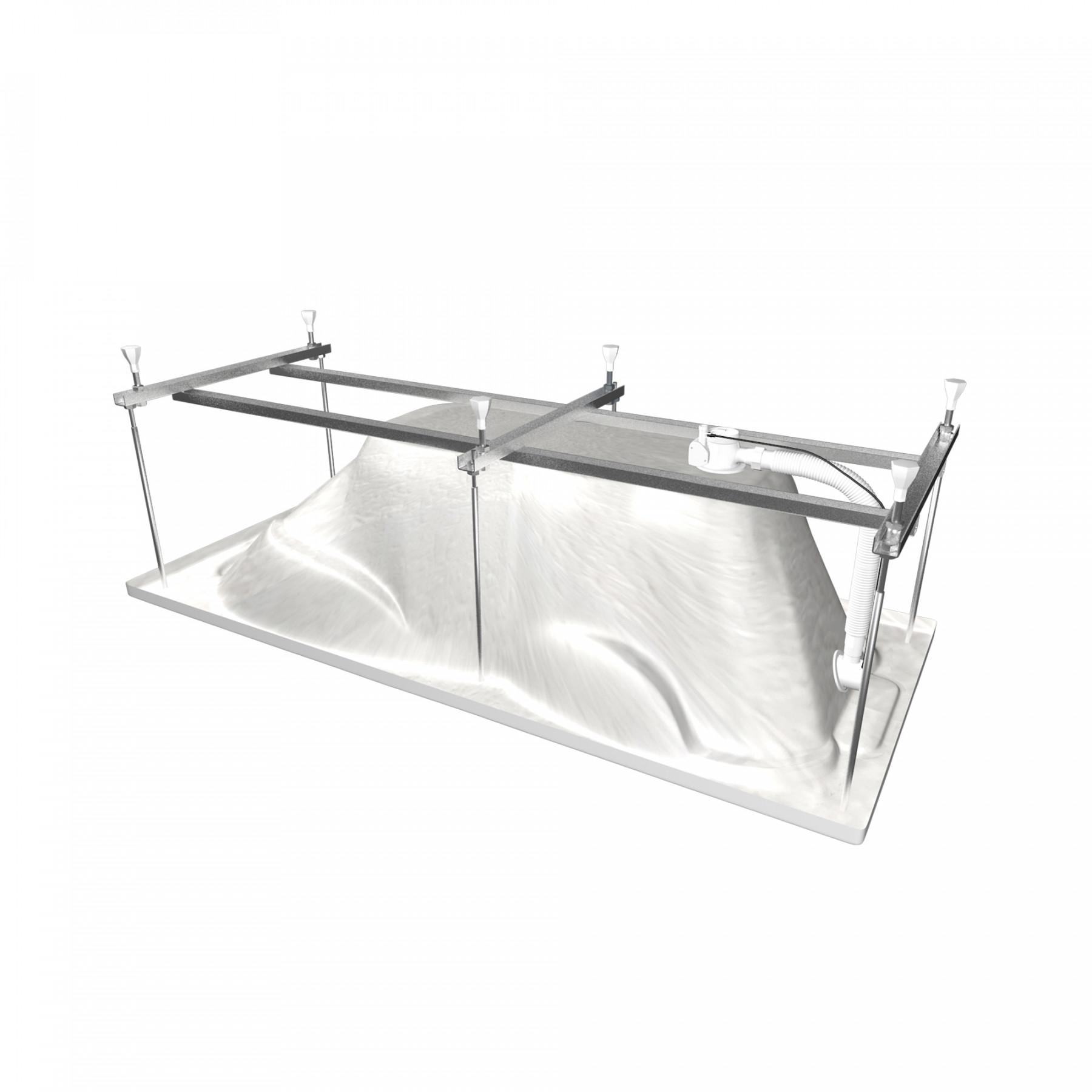 Акриловая ванна Triton Персей 190x90