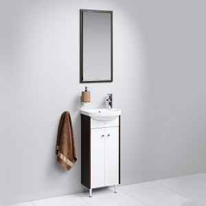Зеркало Кантри 40 венге