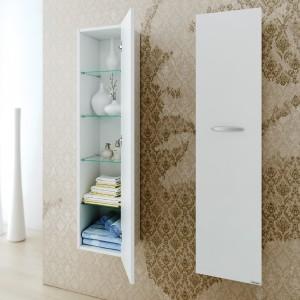 Шкаф-пенал Alta 30 белый