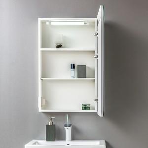 Зеркальный шкаф Alta 55
