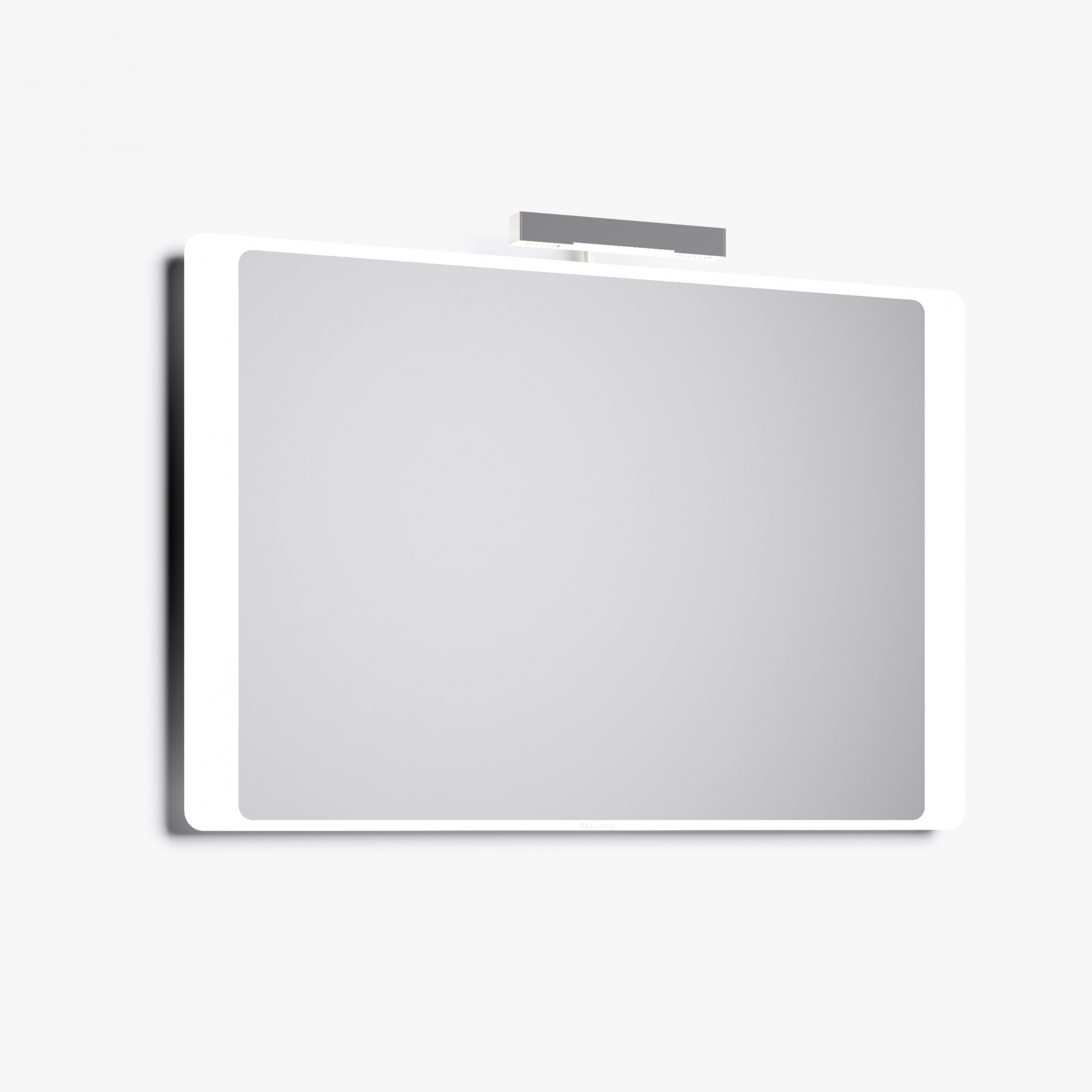Зеркало с подсветкой Deca 90/2