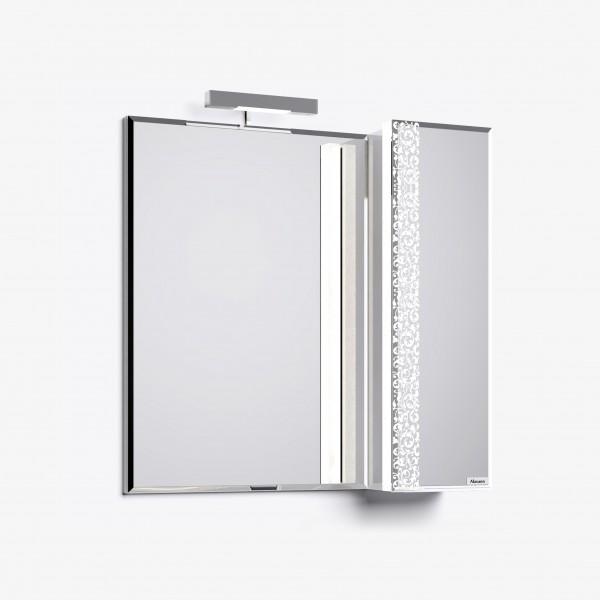 Зеркало-шкаф Delveto 70