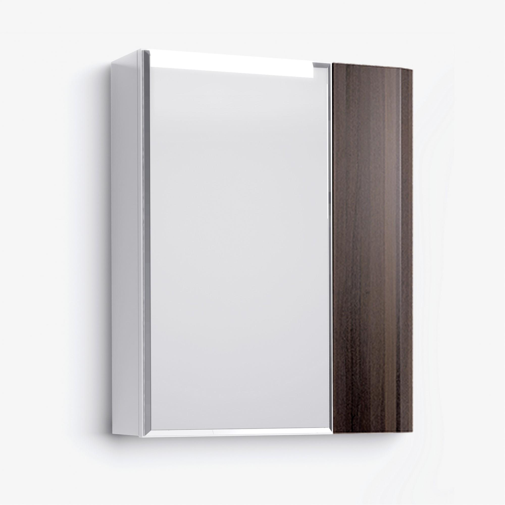Зеркало-шкаф Latte 50 венге