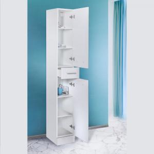 Шкаф-пенал Lion 30 белый