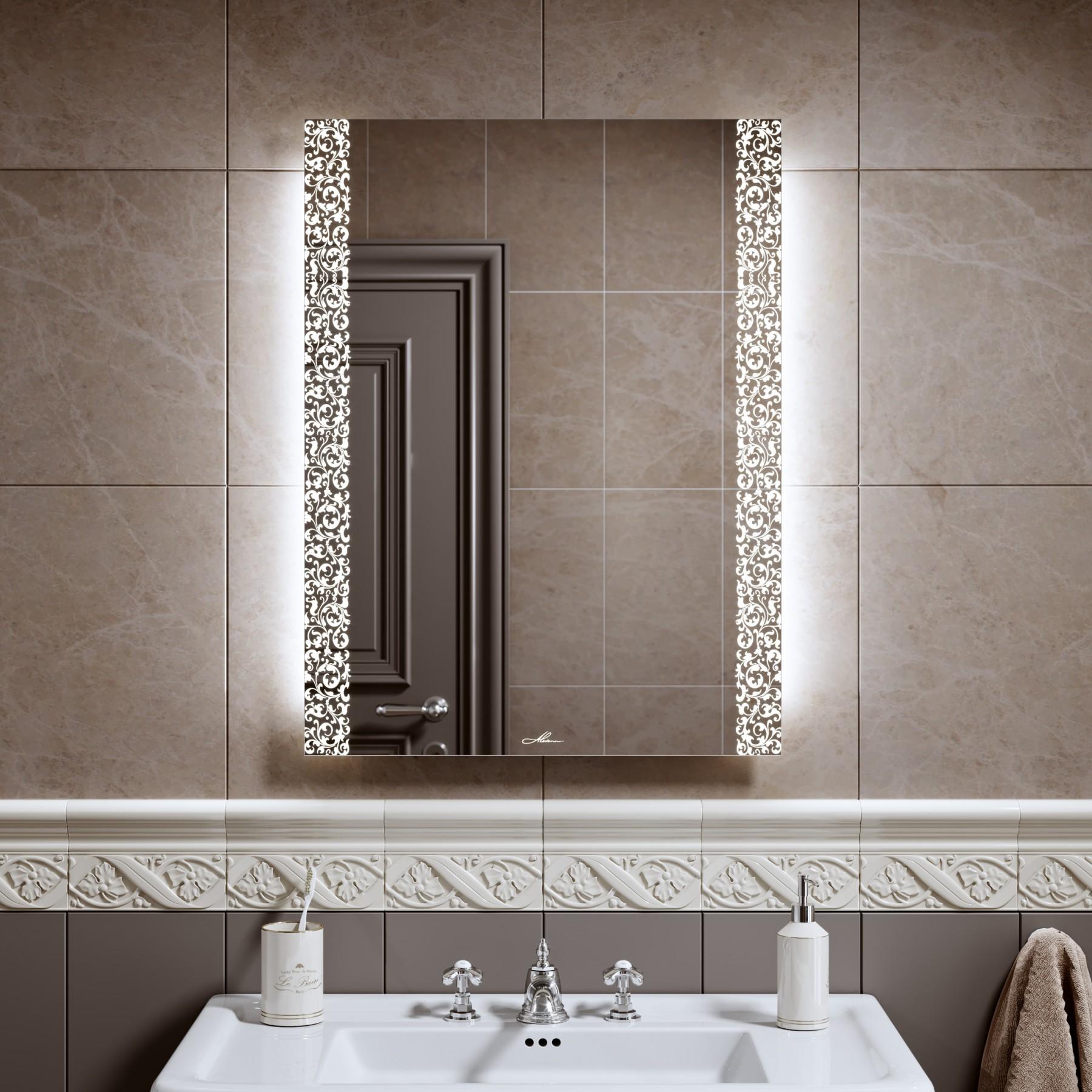 купить зеркало в ванную комнату в москве