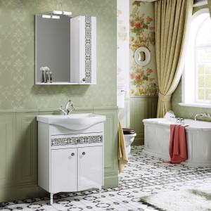 Шкаф зеркальный Elizabeth 65