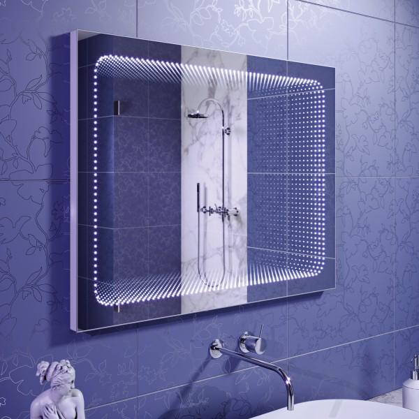 Зеркало с подсветкой Infiniti 1000