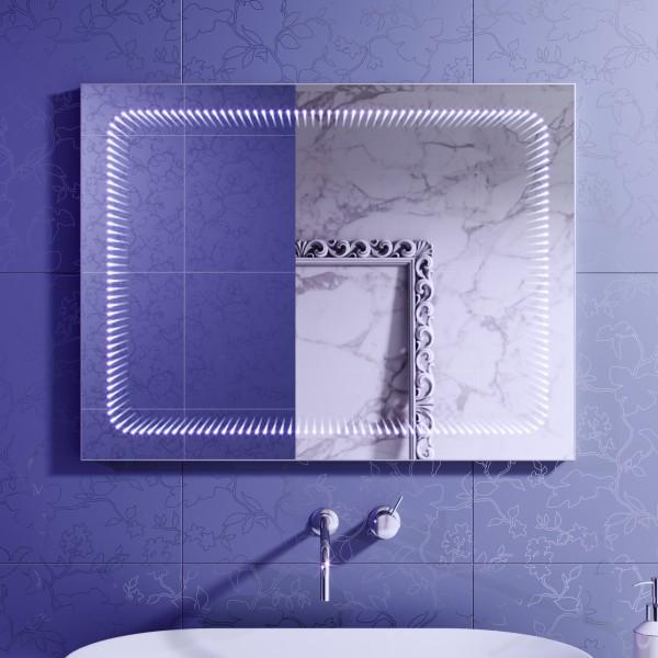 Зеркало с подсветкой Infiniti 900