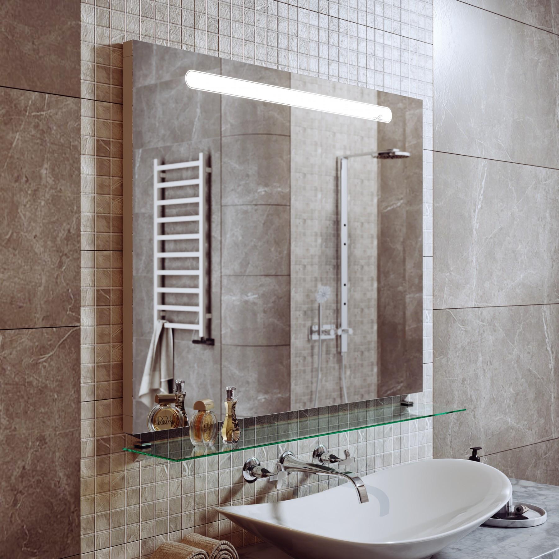 Зеркало с подсветкой Nota 80