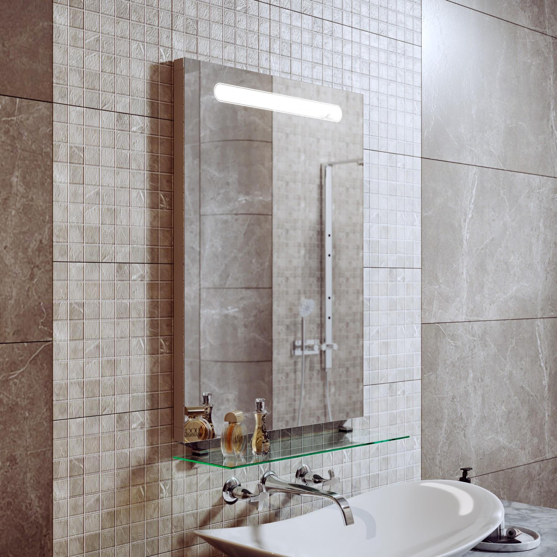 Зеркало с подсветкой Nota 60