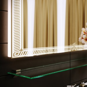 Зеркало с подсветкой Sonata 80