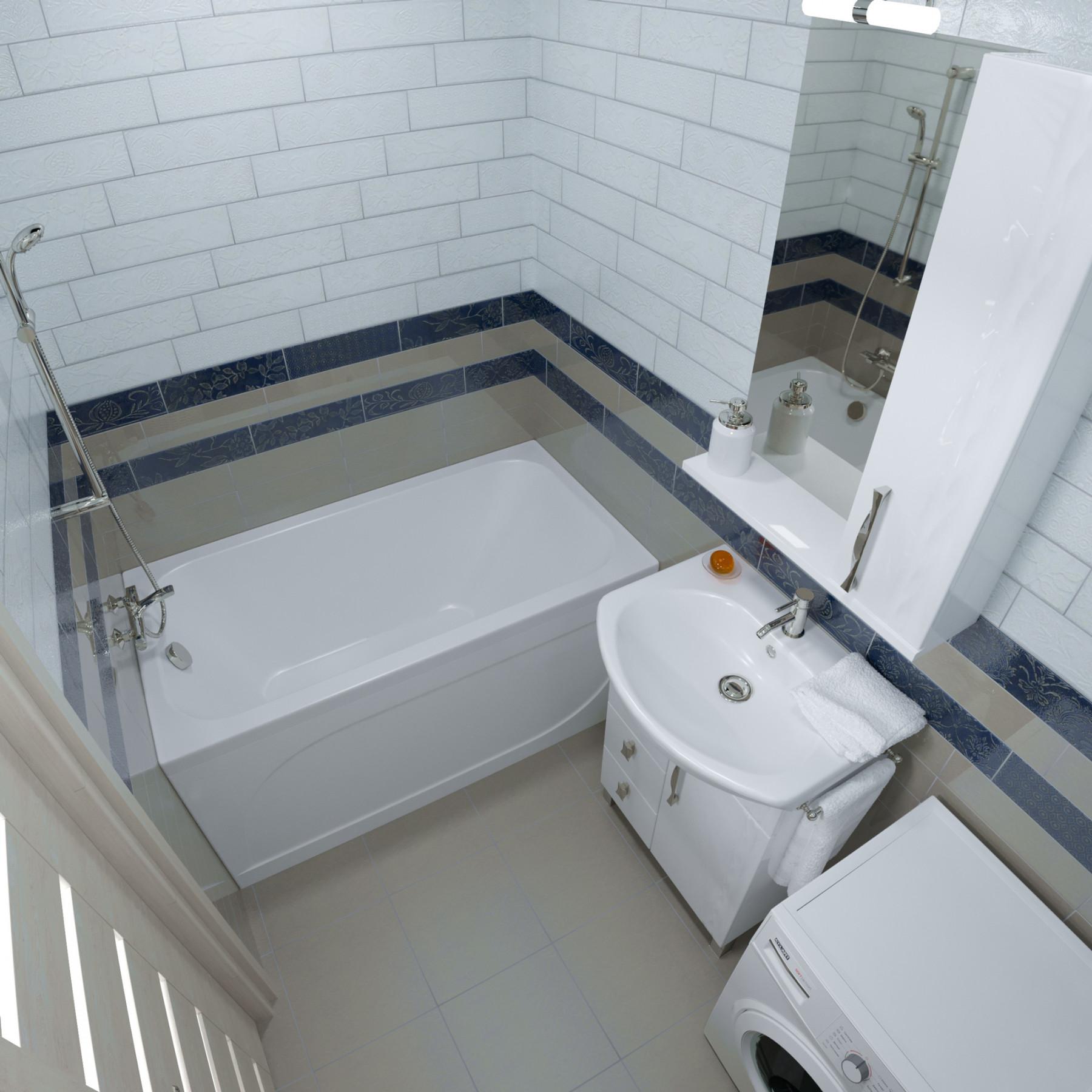 Акриловая ванна Triton Ультра 130x70