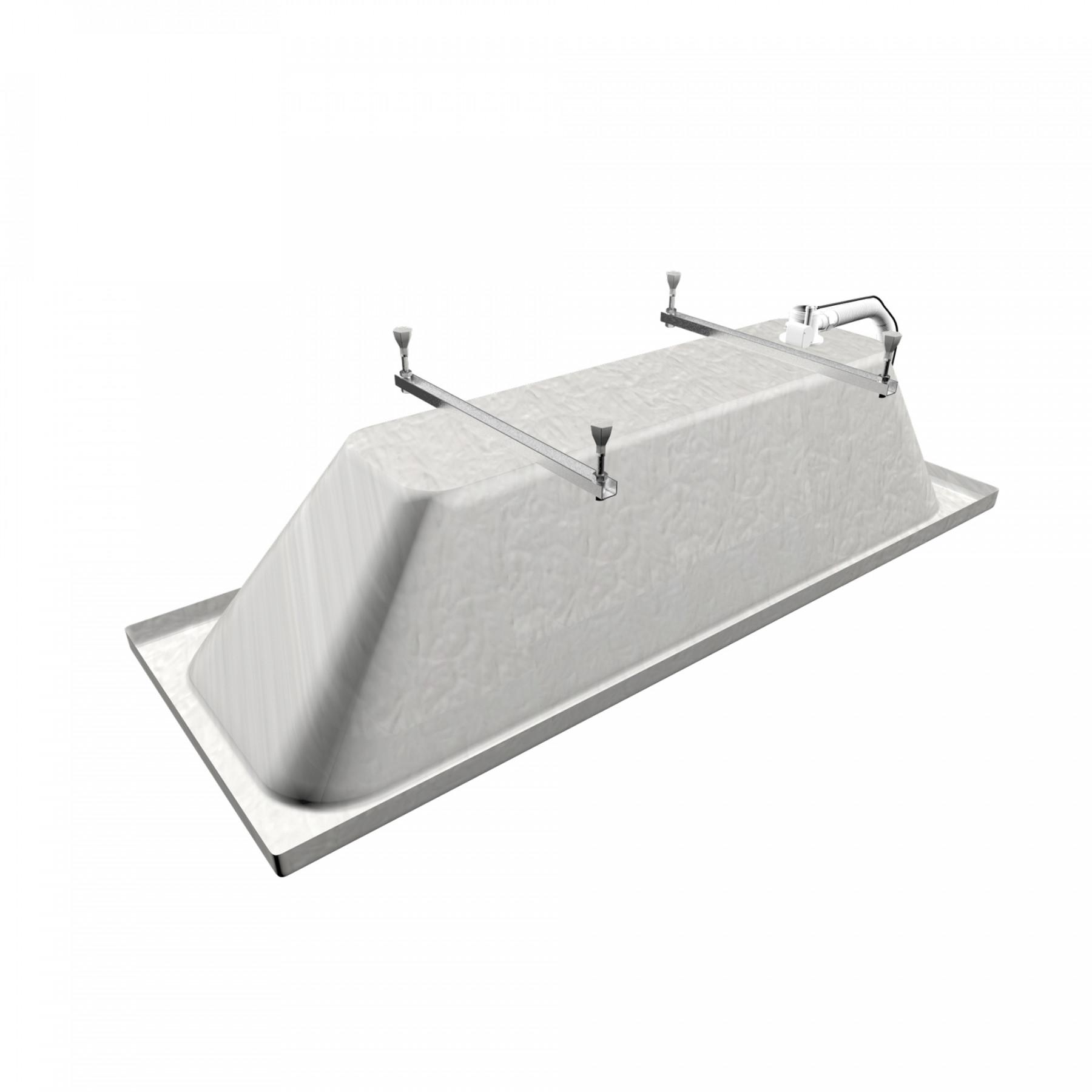 Акриловая ванна Triton Ультра 140x70